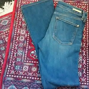 Anthropologie Pilcro Stet Boot Cut jeans size 27